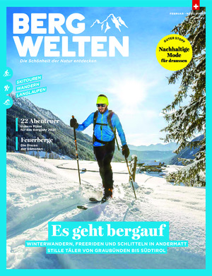 Bergwelten Schweiz (01/2021)