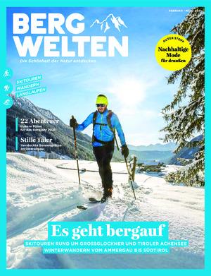 Bergwelten Deutschland (01/2021)