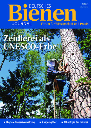 Deutsches Bienen-Journal (03/2021)