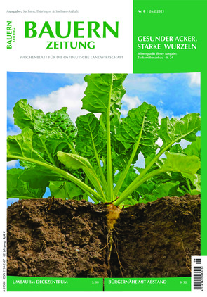 BauernZeitung (08/2021)