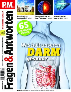 P.M. Fragen & Antworten (03/2021)