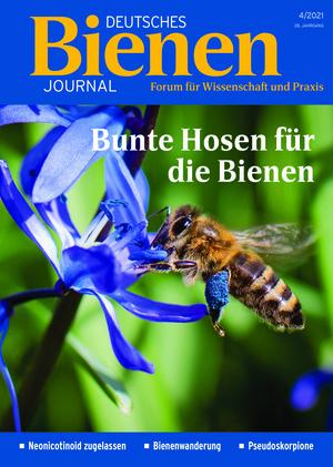 Deutsches Bienen-Journal (04/2021)