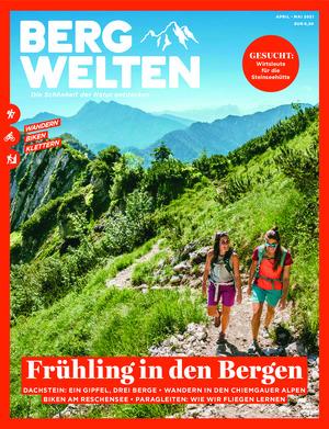Bergwelten Deutschland (02/2021)