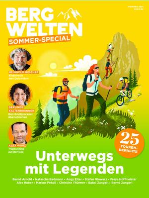 Bergwelten Österreich Sommer-Special (01/2021)
