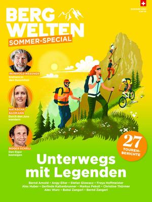 Bergwelten Schweiz Sommer-Special (01/2021)