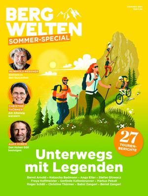 Bergwelten Deutschland Sommer-Special (01/2021)