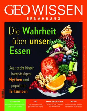 Geo Wissen Ernährung (10/2021)