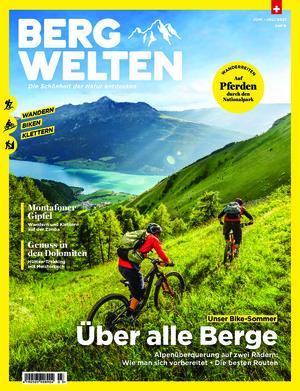Bergwelten Schweiz (03/2021)