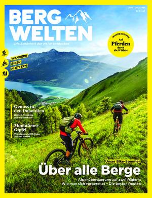 Bergwelten Deutschland (03/2021)