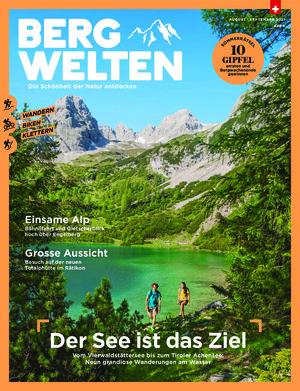 Bergwelten Schweiz (04/2021)