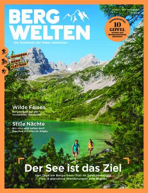 Bergwelten Deutschland (04/2021)