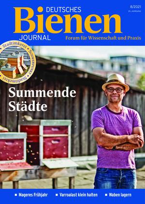 Deutsches Bienen-Journal (08/2021)