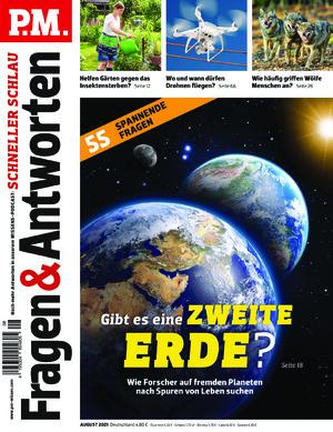 P.M. Fragen & Antworten (08/2021)