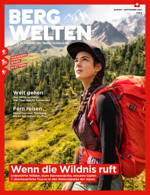 Bergwelten Schweiz (05/2021)