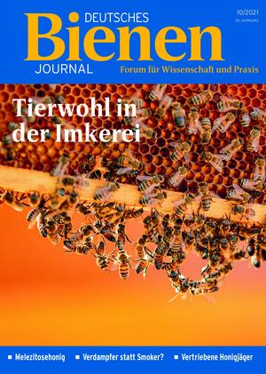 Deutsches Bienen-Journal (10/2021)