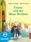 Vergrößerte Darstellung Cover: Emma und der blaue Dschinn. Externe Website (neues Fenster)