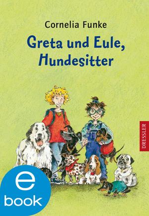 Greta und Eule. Hundesitter