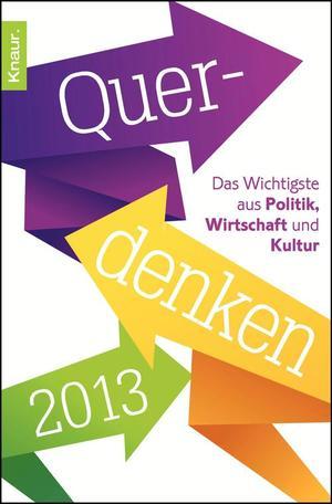 Querdenken 2013