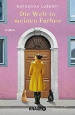 Das Bild zeigt das Cover des Buches Die Welt in meinen Farben