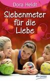 Vergrößerte Darstellung Cover: Siebenmeter für die Liebe. Externe Website (neues Fenster)
