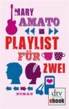 Vergrößerte Darstellung Cover: Playlist für zwei. Externe Website (neues Fenster)