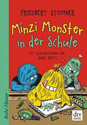 Minzi Monster in der Schule
