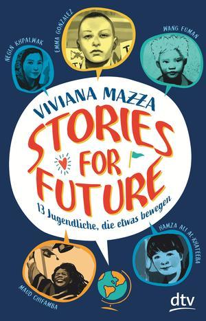 Stories for Future - 13 Jugendliche, die etwas bewegen