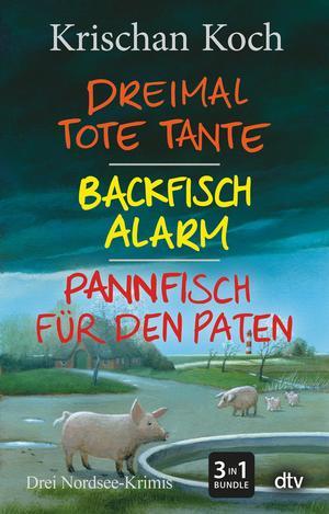 Dreimal Tote Tante / Backfischalarm / Pannfisch für den Paten