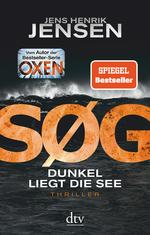 Cover des Buches SØG. Dunkel liegt die See