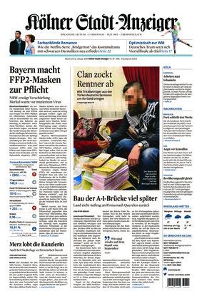 Kölner Stadt-Anzeiger (13.01.2021)