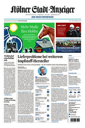 Kölner Stadt-Anzeiger (23.01.2021)