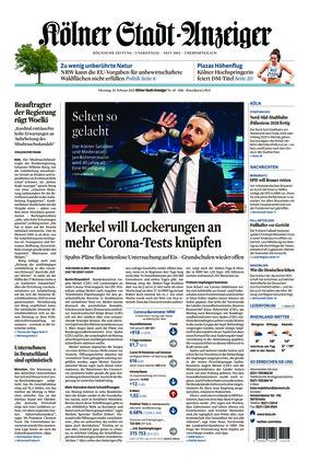 Kölner Stadt-Anzeiger (23.02.2021)