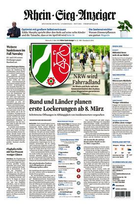 Kölner Stadt-Anzeiger / Rhein-Sieg-Anzeiger (03.03.2021)