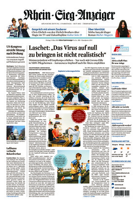 Kölner Stadt-Anzeiger / Rhein-Sieg-Anzeiger (05.03.2021)