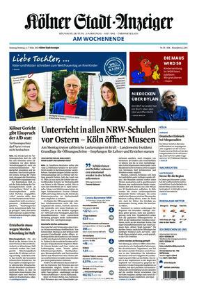 Kölner Stadt-Anzeiger (06.03.2021)