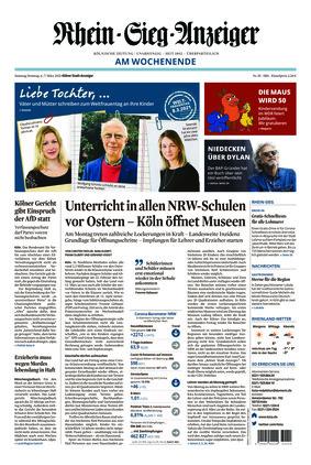 Kölner Stadt-Anzeiger / Rhein-Sieg-Anzeiger (06.03.2021)