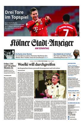 Kölner Stadt-Anzeiger (07.03.2021)