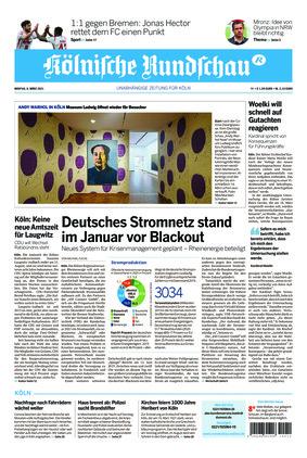 Kölnische Rundschau (08.03.2021)