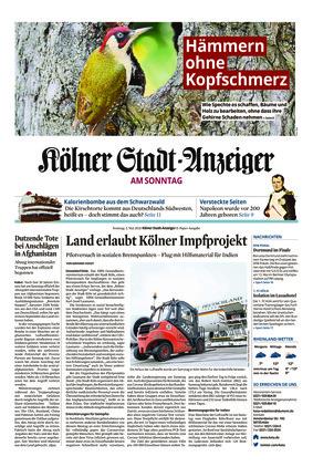 Kölner Stadt-Anzeiger (02.05.2021)