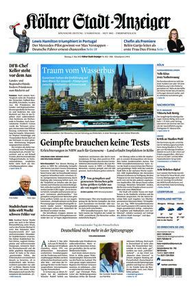 Kölner Stadt-Anzeiger (03.05.2021)