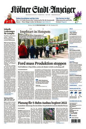 Kölner Stadt-Anzeiger (04.05.2021)