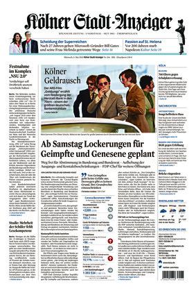 Kölner Stadt-Anzeiger (05.05.2021)
