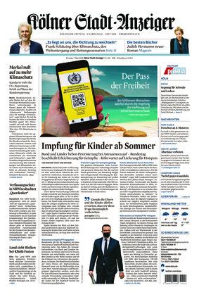 Kölner Stadt-Anzeiger (07.05.2021)