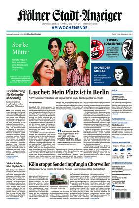Kölner Stadt-Anzeiger (08.05.2021)