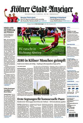Kölner Stadt-Anzeiger (10.05.2021)