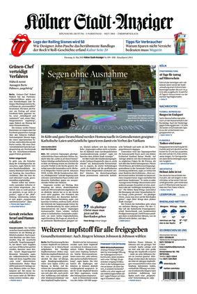 Kölner Stadt-Anzeiger (11.05.2021)