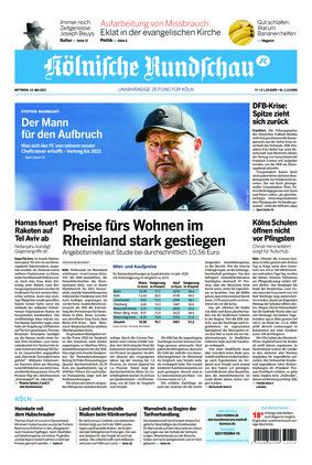 Kölnische Rundschau (12.05.2021)