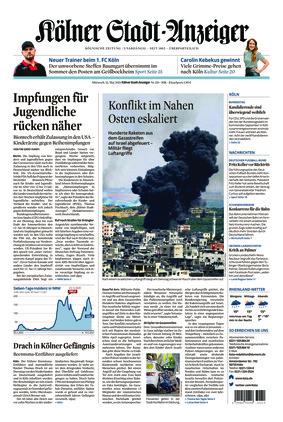 Kölner Stadt-Anzeiger (12.05.2021)