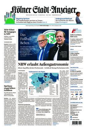 Kölner Stadt-Anzeiger (13.05.2021)