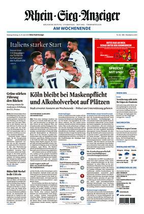 Kölner Stadt-Anzeiger / Rhein-Sieg-Anzeiger (12.06.2021)